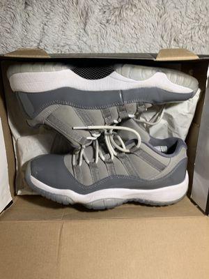 Jordan 11 Cool grey low for Sale in Tampa, FL