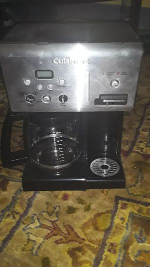 Cuisinart coffee and espresso maker for Sale in Fort Worth, TX