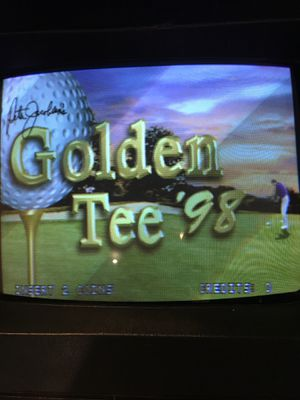 Golden tee 98 and 99 arcade boards tested both work great 35 dollars each for Sale in Glenview, IL