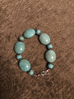 Turquoise bracelet for Sale in Toms River, NJ