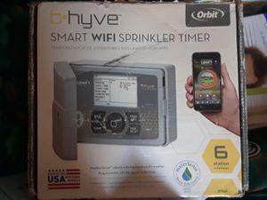 Hyve WiFi sprinkler timer for Sale in Fresno, CA