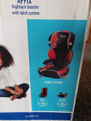 Graco Highback Car Seat for Sale in Gahanna, OH