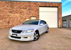 SMOG CERTIFIED 2007Lexus GS 350, V6 for Sale in Fort Dodge, IA