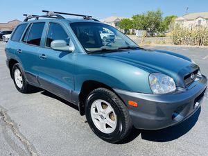 2001 Hyundai Santa Fe for Sale in West Valley City, UT