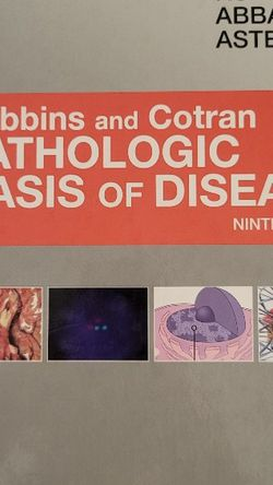 Pathologic Basis Of Disease 9th Edition & Flash Cards for Sale in Fort Myers,  FL