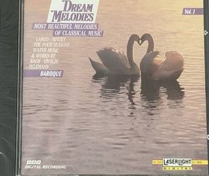 New Sealed Dream Melodies Of Classic Music Volume 1 Songs CD for Sale in Chapel Hill,  NC