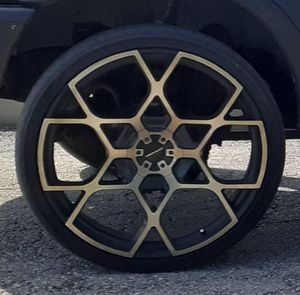 "26"" Rims/Tires for Sale in Kansas City, MO"
