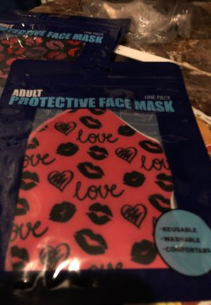 Love facemask for Sale in Parkville, MD