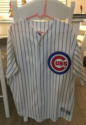 Cubs jersey for Sale in Port St. Lucie, FL