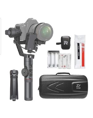 Zhiyun Crane 2 gimbal with Follow Focus sealed box for Sale in Upland, CA