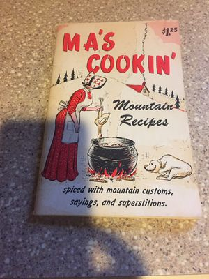 Vintage cookbook for Sale in Millsboro, DE