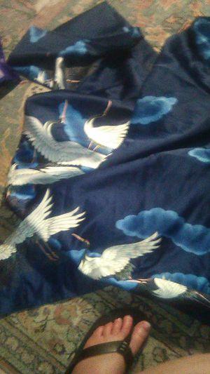 Blue kimono sz small like new Halloween costume for Sale in Oceanside, CA