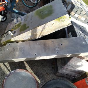 "7ft Transum 1/4"" Aluminum ! Fuel Tank Too 8"" x 36""x 48"" for Sale in Jensen Beach, FL"