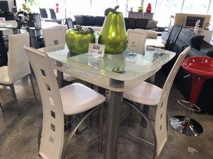 Valencia Pub Dining Table Set for Sale in Hialeah, FL