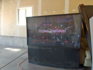 Mitsubishi big screen tv for Sale in West Valley City, UT