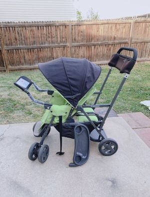 Joovy double stroller for Sale in Aurora, CO