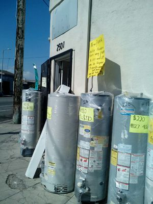 Water heater's for Sale in Los Angeles, CA