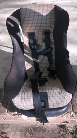 Simple Black and Tan pattern car seat in perfect condition. for Sale in Mount Olive, AL