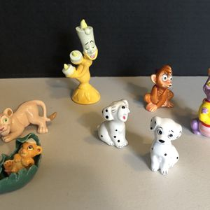 Porcelain Disney figurines for Sale in Monroe, WA