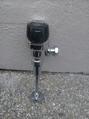 Automatic flush chrome valve for Sale in Baltimore, MD