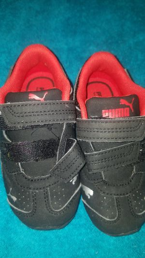Baby puma shoes size 7 for Sale in Kent, WA