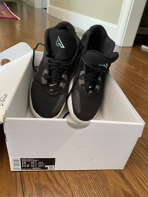 Nike Giannis Antetokounmpo shoes for Sale in Easton, MA