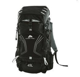 Open Item Ozark Trail 45L Backpack. Rain cover. Quick harness adjustment. Load control hip belt with adjustable straps. for Sale in Pasadena,  CA
