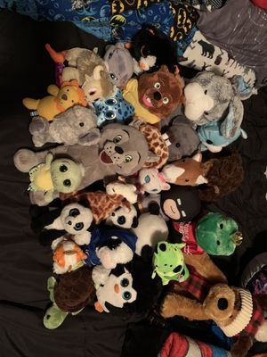 Huge stuffed animal lot for Sale in Salem, OR