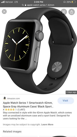 Apple Watch 42 mm for Sale in South Salt Lake, UT