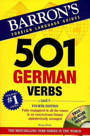 501 GERMAN VERBS for Sale in Hollywood, FL