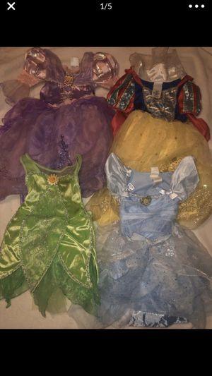 4 Disney Princess Costumes for Sale in Mesa, AZ