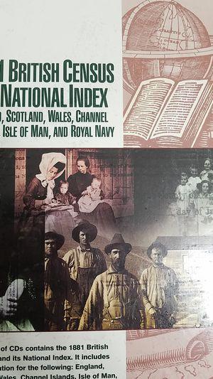 1881 british census for Sale in San Diego, CA