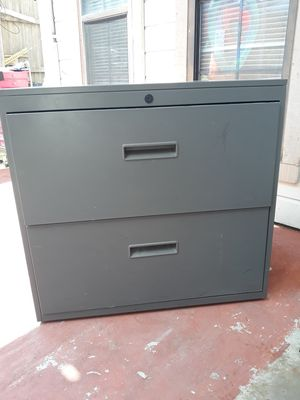 File cabinet for Sale in Arlington, TX