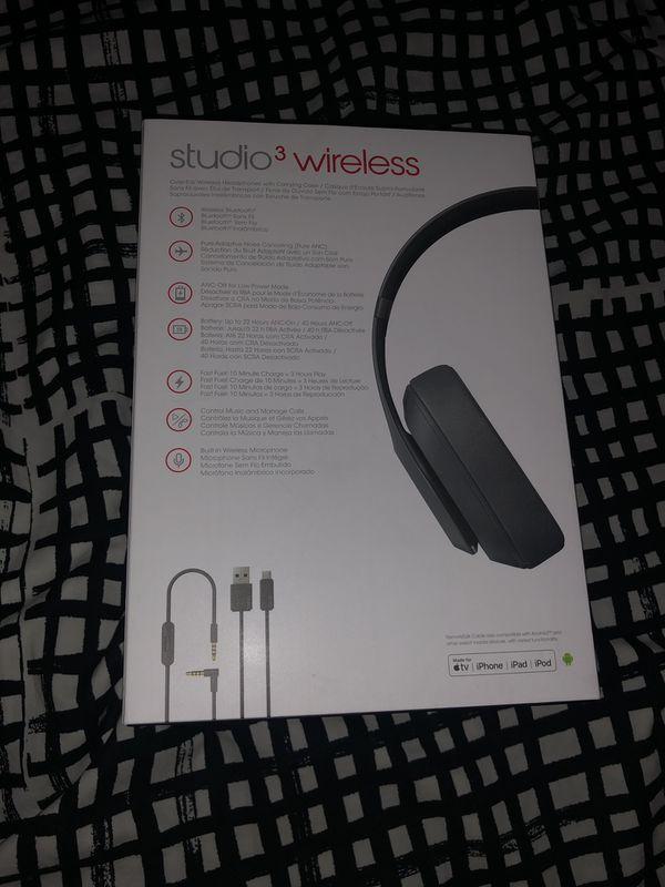 Beatsstudio 3 wireless