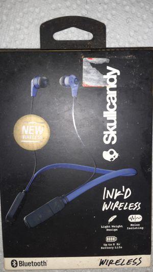 Brand new wireless headphones skullcandy for Sale in Washington, DC