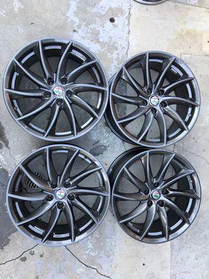 "Alfa Romeo giulia 18"" factory wheels rims oem original 18x8 for Sale in Torrance, CA"