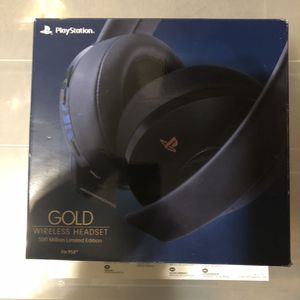 PS4 Limited Edition Headphones for Sale in Columbus, OH
