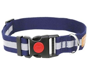 Size (M) Night Reflective Dog Collar Adjustable Pet Collars for Sale in Orlando, FL