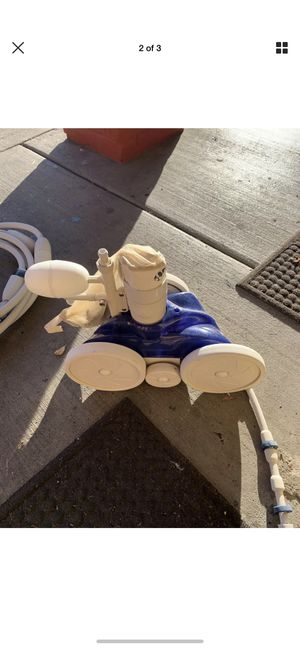 Polaris 280 pool cleaner-sweep-vac w/ complete hose kit for Sale in Carmichael, CA