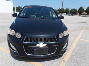 2013 Chevy Sonic RS estándar for Sale in Dallas, TX