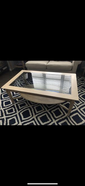 Coffee table and 2 end tables for Sale in Denver, CO