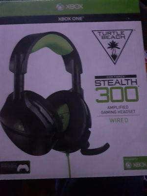 Turtle beach headset for xbox one for Sale in Norwalk, CA