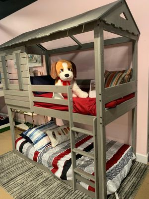 Bunk bed 40 down 🔥⭐️🔥⭐️ for Sale in Houston, TX