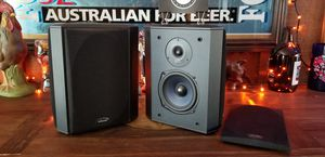 Polk Audio FX300i High End Speakers for Sale in Fort Worth, TX