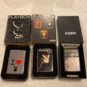 Playboy Zippo's for Sale in Ashland, VA