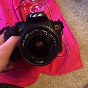 Cannon EOS Rebel T6 for Sale in Manteca, CA
