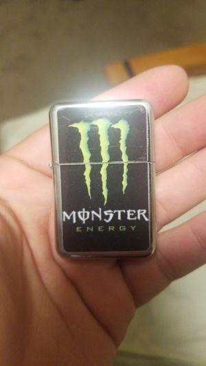 Monster zippo lighter for Sale in Mesa, AZ