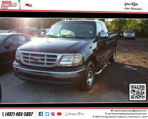 1999 Ford F150 Super Cab for Sale in Kissimmee, FL