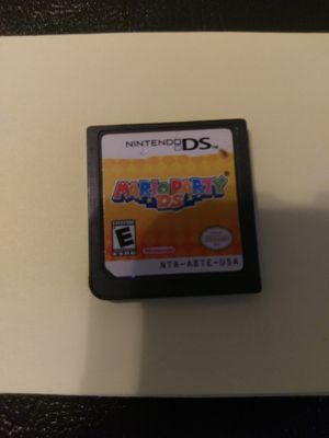 Mario Party DS for Sale in Claremont, CA