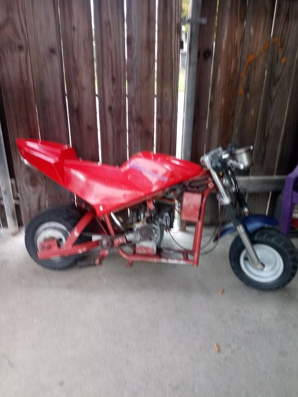$80 Pocket Bike, $100 with extra motor